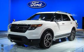 Ford Explorer 2015 - 2015 ford explorer sport magnetic metallic in antioch illinois