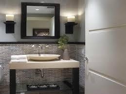 Trendy Bathroom Ideas Delighful Modern Half Bathroom Ideas For Design Inspiration