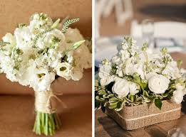 white bouquet 10 wedding bouquets of 2010