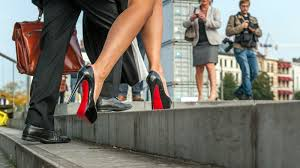 do louboutins have those red soles