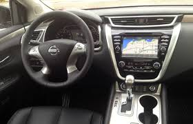 nissan nvp 4x4 suv review 2015 nissan murano sl awd driving