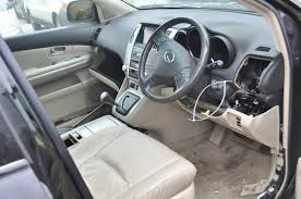 lexus rx 400h for sale canada lexus rx 400h 2007 rhd engine cooling radiator system 89257 26020