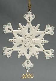 Lenox Christmas Ornaments 2014 by 93 Best Lenox Snowflake Ornaments Images On Pinterest Snowflake