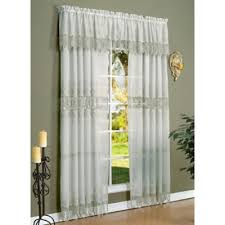 Smocked Burlap Curtains Buy 72 Inch Window Panel From Bed Bath U0026 Beyond