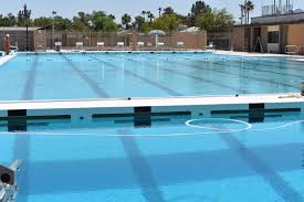 outdoor lap pool mcclintock swimming pool city of tempe az