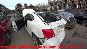 parting out 2006 scion tc stock 6437bk tls auto recycling