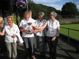 how did the scottish men plait and club their hair braid bowling club
