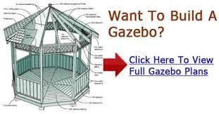 metal gazebo plans