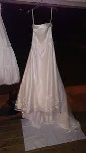 swarovski crystal wedding dress ebay