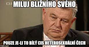 Queer Meme - s homosexuály musíme soucítit za svou české queer memes facebook