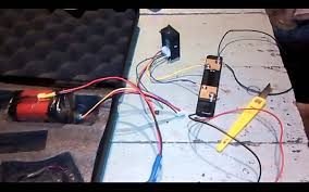 how to wire a led digital volt amp meter with shunt youtube