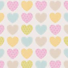 kinderzimmer tapete m dchen papiertapete kindertapete herzen rosa herz mädchen kinderzimmer
