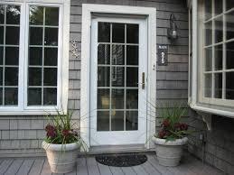 Exterior Back Door Unparalleled Back Doors Home Depot Back Door With Blinds Home