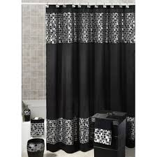 Red White Shower Curtain Black And Red Shower Curtain Black Red Gray Shower Curtain