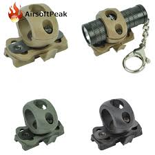 Tactical Helmet Light Army Cycling Tactical 21mm Helmet Clamp Light Camera Torch Adaptor