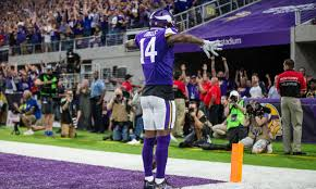 stefon diggs skips thanksgiving theme with eminem cleats