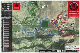 Map Las Vegas by Spartan Race Las Vegazona 2017 Obstacle Racing Media