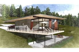 modern style house plans modern style house plan 4 beds 3 50 baths 3056 sq ft plan 498 6
