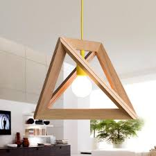 discount designer lamp triplehead restaurants droplight woodiness