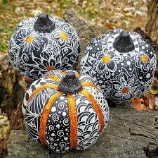 harvest fall halloween pumpkin decoration graphic