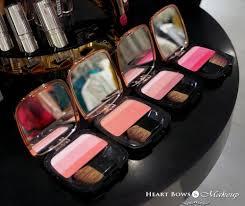 l 39 oreal lucent magique blush palette swatches review india bridal makeup kit essentials indian bridal