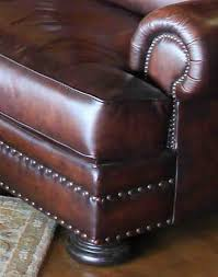 bernhardt colton leather sofa bernhardt leather sofa with nailhead trim ezhandui com