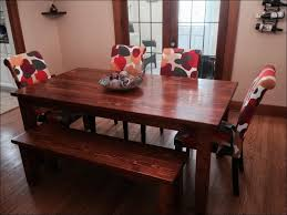 making a dining room table dining room magnificent farmhouse dining room table designs