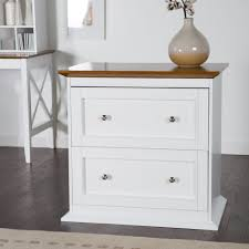 Two Drawer Filing Cabinet Ikea Wood Cabinet Furniture Double Drawers Underneath For Home Office