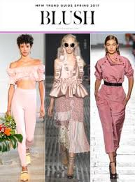 spring fashion colors 2017 the 5 biggest trends from london fashion week spring 2017 ashley