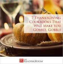 7 thanksgiving cookbooks that will make you gobble gobble bookstr