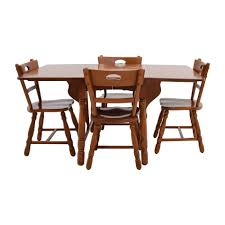 Maple Chairs Furniture Wondrous Dining Table Seating Dimensions Cube Oak