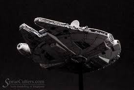 millennium star diamond star wars millennium falcon u2013 bandai vehicle model 006