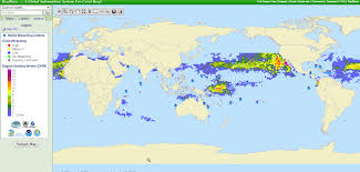 Map Of Coral Reefs Gis How Is It Applied Wonderwhisperswildly