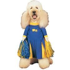Cheerleader Halloween Costumes Adults Cheerleader Dog Costume Costumeish U2013 Cheap Halloween