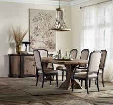 Pedestal Dining Room Sets by Hooker Furniture Dining Room Corsica Rectangle Pedestal Dining