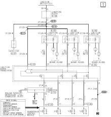 mitsubishi pajero wiring diagram efcaviation com