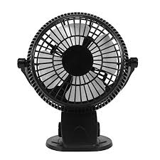 Small Metal Desk Fan Usb Desktop Fan Honeyall Small Electric Quiet Portable Metal