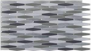 Artd Peel Stick KitchenBathroom Backsplash Tiles  Sheets YouTube - Peel n stick backsplash
