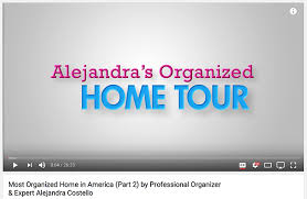 most organized home in america watch it youtube channels to follow for great life organization