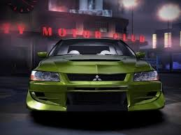 fast and furious evo mitsubishi lancer evo ix mr need for speed carbon rides nfscars