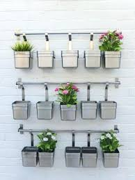 indoor herb garden wall outdoor wall mounted herb garden planter hanging for planters plans