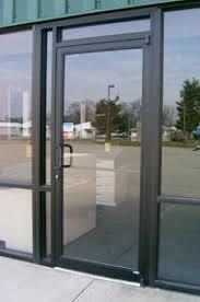 Exterior Doors Commercial Entry Door Systems Glass Storefront Doors Decorate Steel