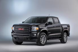 truck gmc gmc introduces 2015 canyon nightfall edition