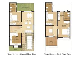 2bhk room and car parking 3d design sq ft duplex house plans with