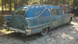 hearse for sale 1958 cadillac eureka for sale nhaa