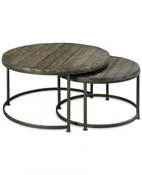 small metal outdoor end tables coffee table ideas round metal outdoor coffee table topic related