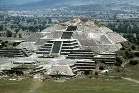 Teotihuacan Map Tunnel Discovered Under Pyramid Of The Moon In Teotihuacán Mexico