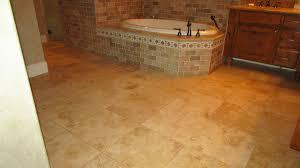 travertine floor counter shower deroth stone restoration