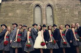 themed weddings and jims 1950s american gangster themed wedding by