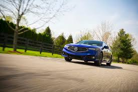 2018 acura tlx first drive review luxury and logic